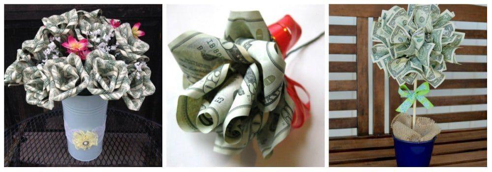 Подарок из денег на свадьбу своими руками идеи фото 91