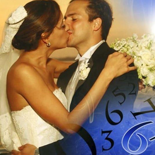 Жених и невеста выбирают дату свадьбы согласно нумерологии