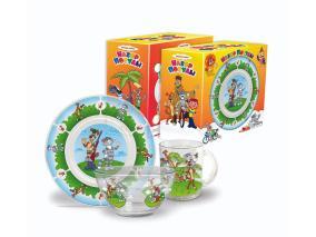 Набор детской посуды Priority КРС-259 Союзмультфильм от 589 руб