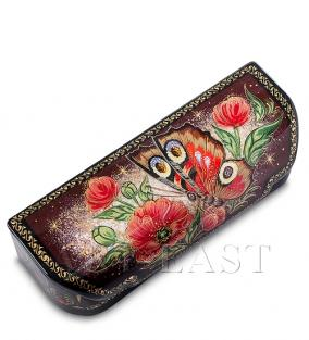 """Шкатулка """"Волшебное цветение маков"""", (ручная работа) от 5 500 руб"""