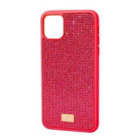 Чехол со стразами SW для iPhone 12 Pro Max (Красный) от 2 580 руб