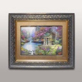 Панно 3D «Беседка у озера» цена от 3 285 руб