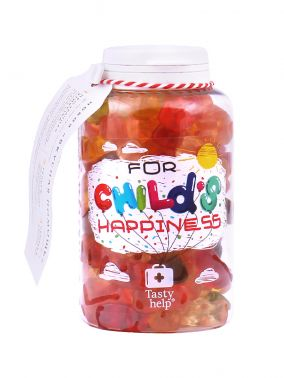 Tasty help «For child's happiness» 250ml от 342 руб