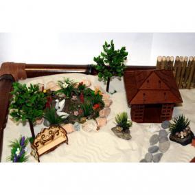 """Японский садик """"Озеро Надежды"""" цена от 10 500 руб"""