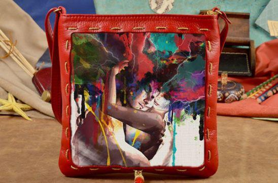 Женская сумка планшет Hermes купить в Москве на Avito