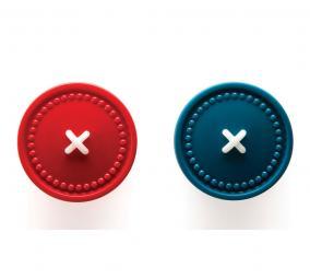 Держатели для полотенец Button up разноцветные цена от 950 руб