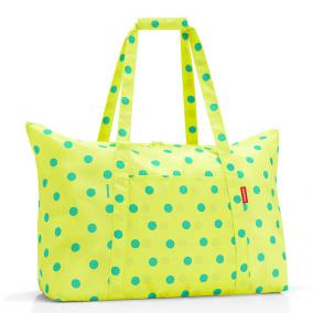 Сумка складная Mini maxi travelbag lemon dots от 1 290 руб