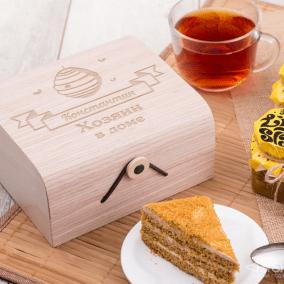 """Подарочный набор мёда """"Хозяин в доме"""" от 2 290 руб"""