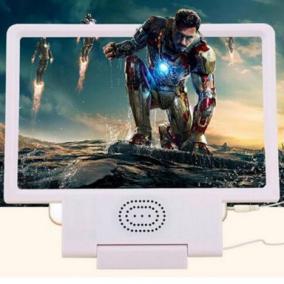 Мобильный увеличительный экран Enlarger с колонкой цена от 660 руб