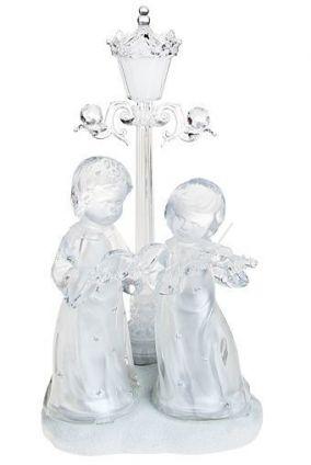 """Украшение для интерьера светящееся """"Поющие ангелы"""" цена от 4 980 руб"""