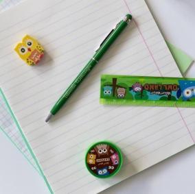 """Ручка с нанесением текста """"Яркие краски"""" цена от 385 руб"""