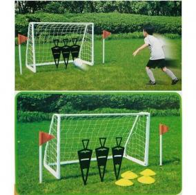 Набор для игры на улице «Звезда футбола», 120x47x80 см цена от 3 343 руб