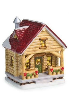 """Украшение для интерьера светящееся """"Деревянный дом"""" цена от 670 руб"""