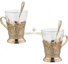 "Набор для чая ""Del Treno"", 2 бокала цена от 7 470 руб"