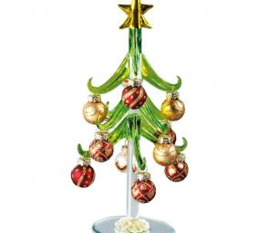 Елка из стекла Рождество цена от 1 008 руб