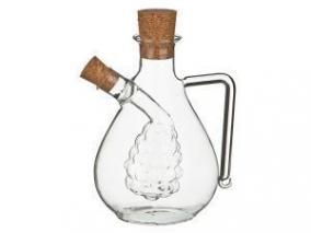 "Набор бутылок для масла/уксуса ""Виноград"" цена от 1 450 руб"