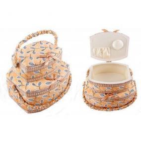 Набор шкатулок для рукоделия, 32*25*15см цена от 2 350 руб