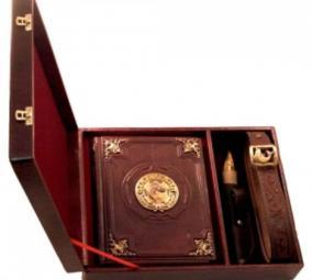 Подарочный набор «Рыбак» (книга с накладками) цена от 22 990 руб