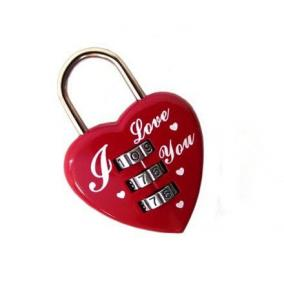 "Замок для влюбленных ""I love you"" цена от 171 руб"