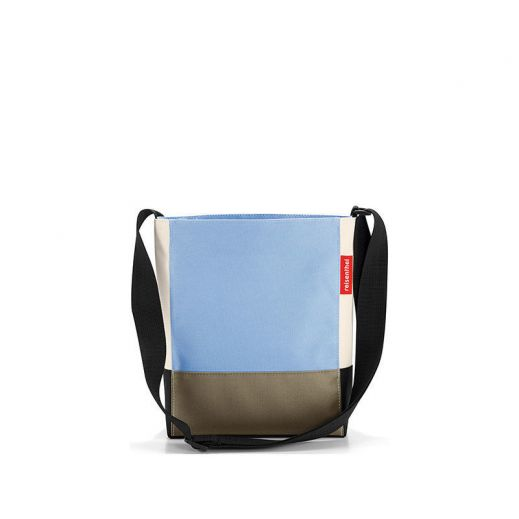 Сумка Shoulderbag S patchwork pastel blue купить