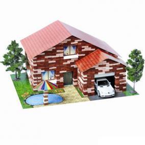 Дом с бассейном цена от 750 руб