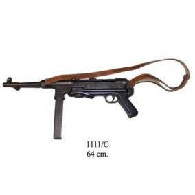 Автомат mp 40 с ремнем, Schmeisser mp-40, Германия, 2-я Мировая война цена от 15 850 руб