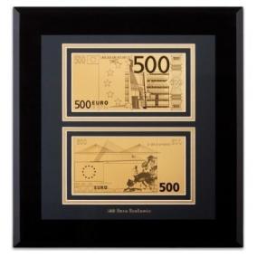 """""""Банкнота 500 Евро"""" цена от 8 660 руб"""