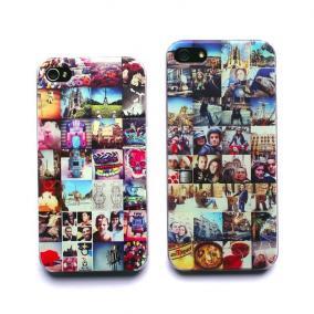 Чехол для Iphone 4,4s,5,5s с Вашими изображениями от 1 190 руб