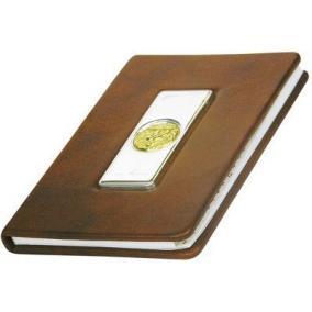 Элитная кожаная записная книжка цена от 4 850 руб