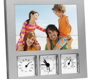 Часы-фоторамка «Домашний синоптик» цена от 1 099 руб