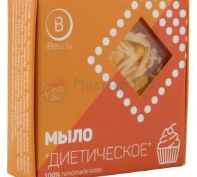"""Мыло """"Диетическое"""" цена от 290 руб"""