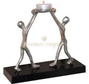 """Скульптура - подсвечник """"Единство"""" цена от 1 950 руб"""