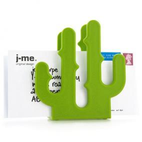 Держатель для писем и салфеток Cactus зеленый цена от 1 070 руб