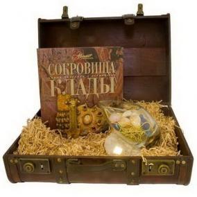 Подарочный набор «Эльдорадо» цена от 17 156 руб