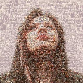 Портрет-мозаика от 4 140 руб