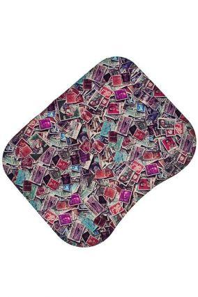 """Подставка для ноутбука с подушкой """"Почтовые марки"""" цена от 2 490 руб"""