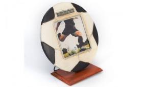 """Фоторамка """"Футбольный мяч"""" цена от 1 850 руб"""
