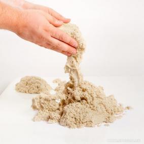 Космический песок 3000 г + песочница, формочки 6 шт. в коробке цена от 1 990 руб