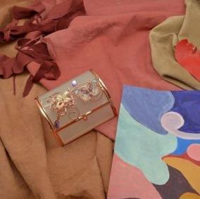 """Шкатулка для мелочей """"Солнечные блики"""" цена от 2 530 руб"""