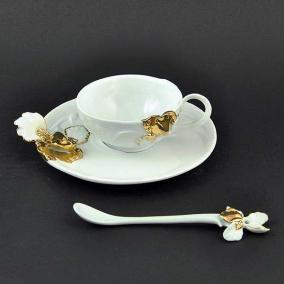 """Чайная пара """"Ирис"""" цена от 910 руб"""