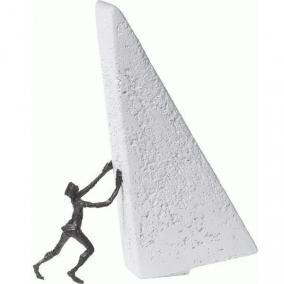 Скульптура Сдвину горы, Cleve цена от 13 952 руб