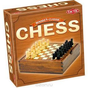 Tactic Games. Шахматы, мини цена от 929 руб