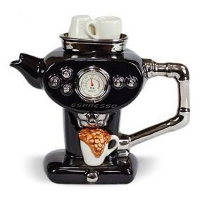 Чайник Утренний эспрессо, черный цена от 5 540 руб