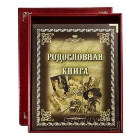 """Родословная книга """"Семейный альбом"""" РК-72 цена от 4 200 руб"""
