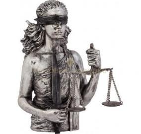 """Скульптура """"Правосудие"""", иск.камень цена от 23 870 руб"""