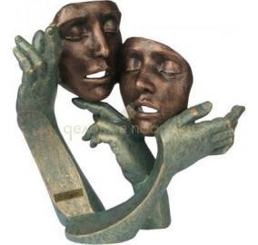 """Скульптура """"Дуэт"""" цена от 16 870 руб"""