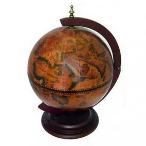Глобус-бар интерьерный настольный от 4 100 руб