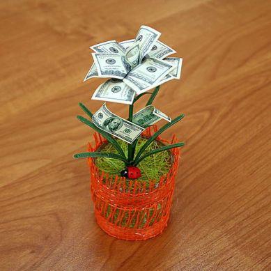 Как можно подарить деньги на свадьбу, юбилей и День ...