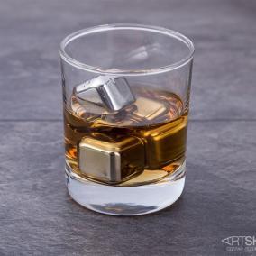 Набор для охлаждения напитков Стальной лёд цена от 1 650 руб