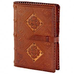 Ежедневник кожаный А5 М-0081005 цена от 4 090 руб